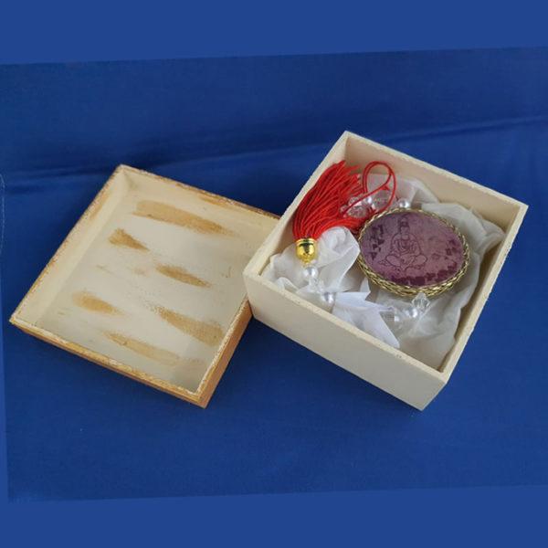 caixinha protetor aberta veicular serie limitada tsuru Edição Limitada Protetor Veicular Pingente com Tsuru