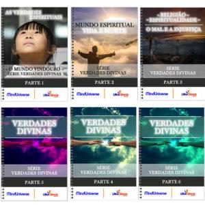 jpg foto 1 coletanea MindUniverse Shop - Loja Virtual da MindUniverse Cursos, Livros, Protetores, Artesanatos e Souvenirs