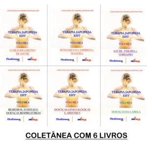JPG COLETANEA 6 LIVROS TERAPIA MindUniverse Shop - Loja Virtual da MindUniverse Cursos, Livros, Protetores, Artesanatos e Souvenirs
